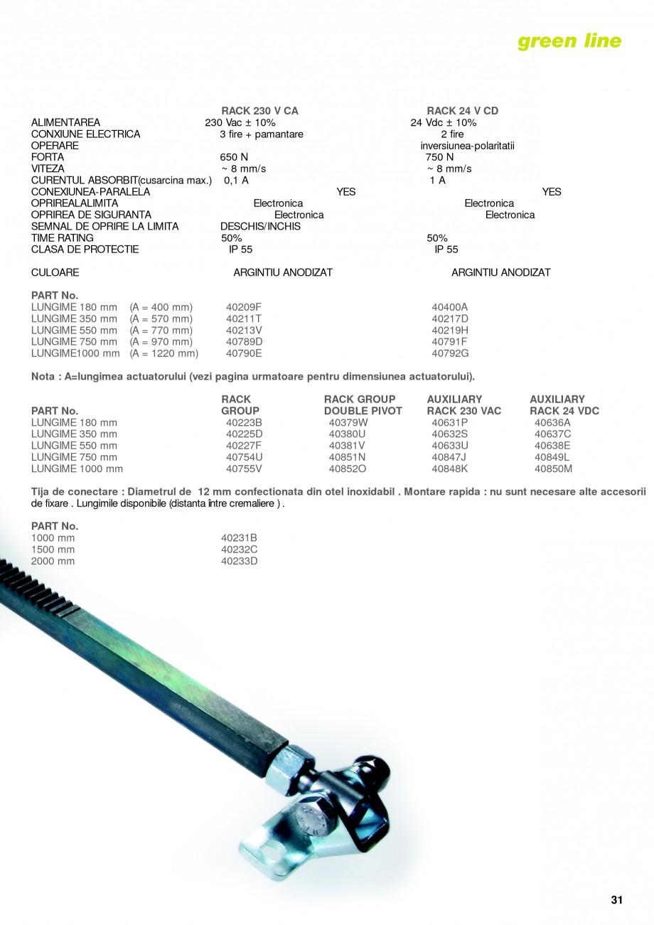 Pagina 28 -  Automatizari profesionale pentru ferestre KADRA Catalog, brosura Romana e disponibile...