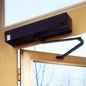 Exemple de utilizare Automatizari pentru usi uzuale, interioare, exterioare, automate, culisante sau rotative SIATEC - Poza 17