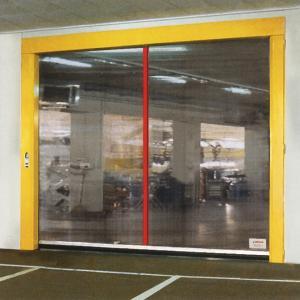 Prezentare produs Porti industriale cu deschidere rapida SIATEC - Poza 1