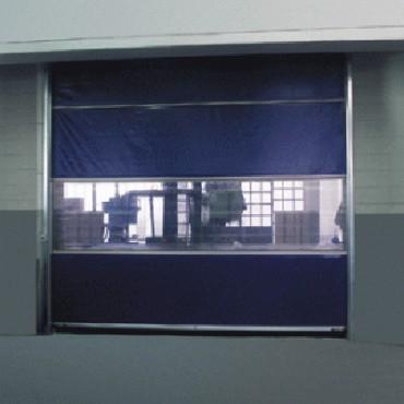Prezentare produs Porti industriale cu deschidere rapida SIATEC - Poza 19
