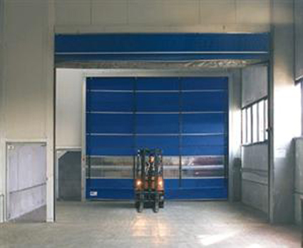 Prezentare produs Porti industriale cu deschidere rapida SIATEC - Poza 2