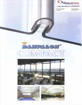 Placi din policarbonat COMPACT 4mm (ro) DANPALON