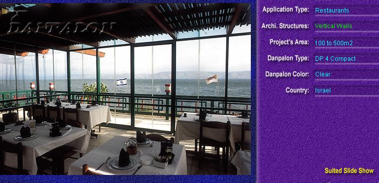 Pereti cortina, din placi de policarbonat COMPACT DANPALON - Poza 5