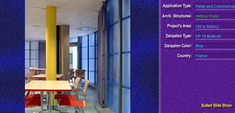 Pereti cortina, din placi de policarbonat MULTICELL DANPALON - Poza 22