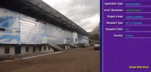 Pereti cortina, din placi de policarbonat TRY WALL DANPALON - Poza 3