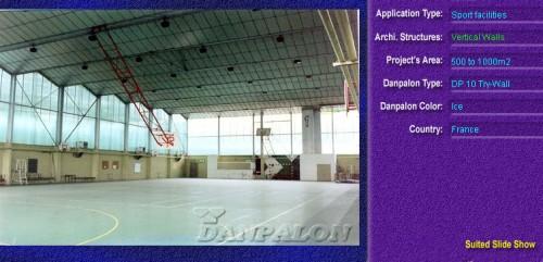 Pereti cortina, din placi de policarbonat TRY WALL DANPALON - Poza 10