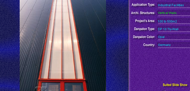 Pereti cortina, din placi de policarbonat TRY WALL DANPALON - Poza 11