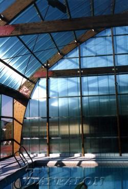 Cupole, domuri din placi de policarbonat DANPALON - Poza 4
