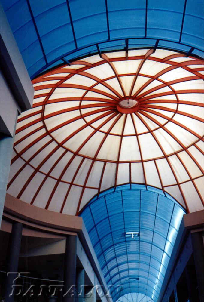 Cupole, domuri din placi de policarbonat DANPALON - Poza 9
