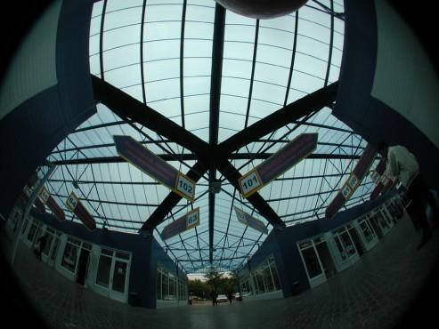 Cupole, domuri din placi de policarbonat DANPALON - Poza 12