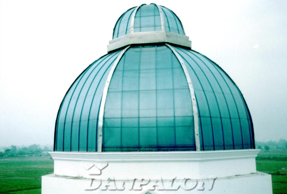 Cupole, domuri din placi de policarbonat DANPALON - Poza 15