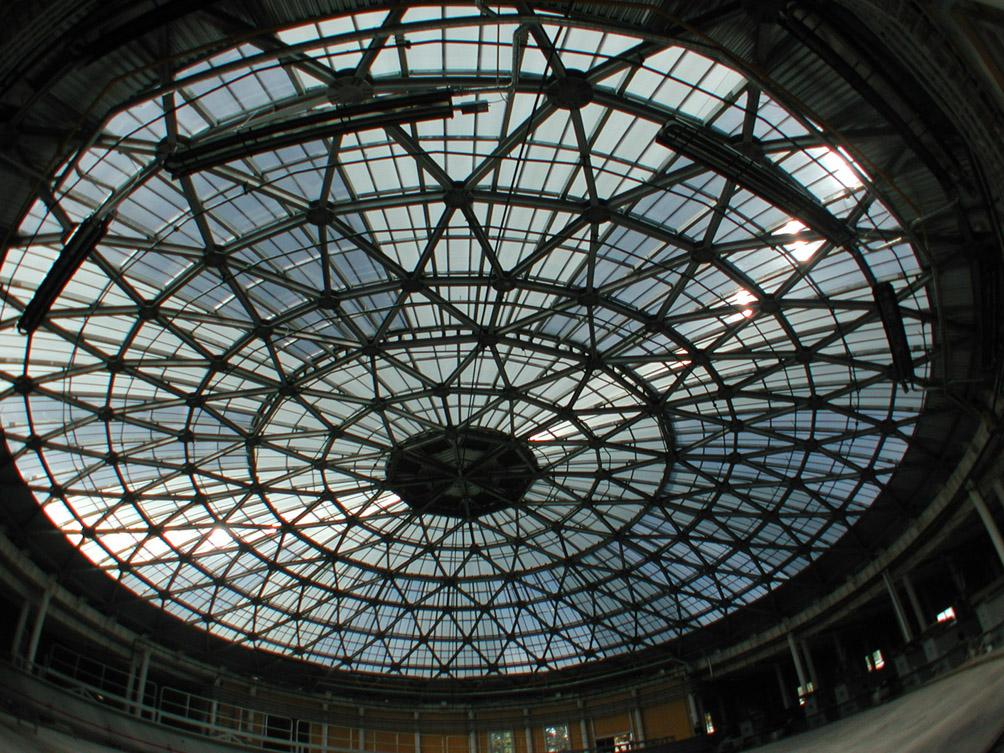 Cupole, domuri din placi de policarbonat DANPALON - Poza 19