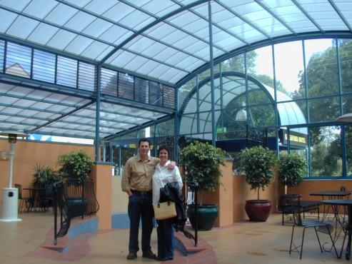 Cupole, domuri din placi de policarbonat DANPALON - Poza 23