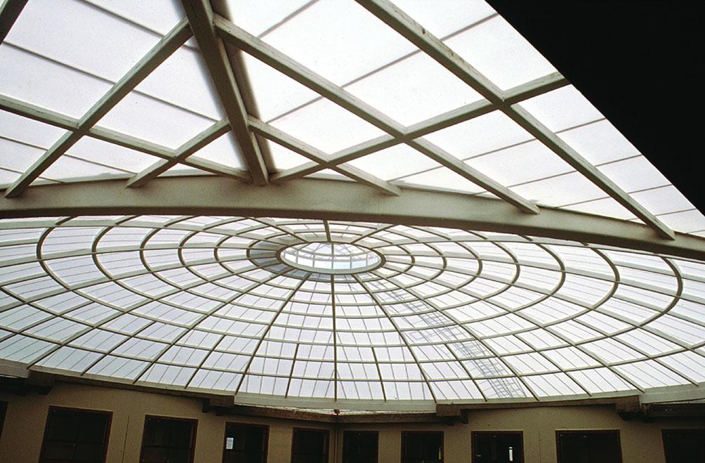Cupole, domuri din placi de policarbonat DANPALON - Poza 26