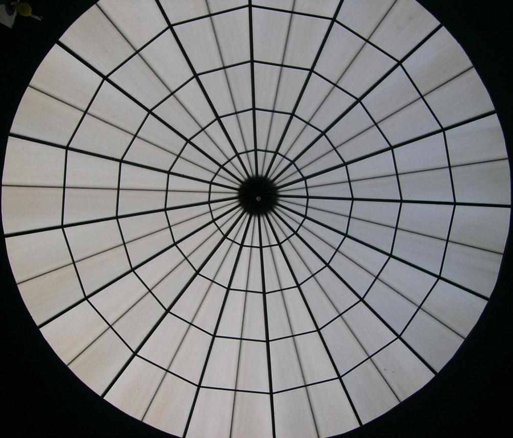 Cupole, domuri din placi de policarbonat DANPALON - Poza 32