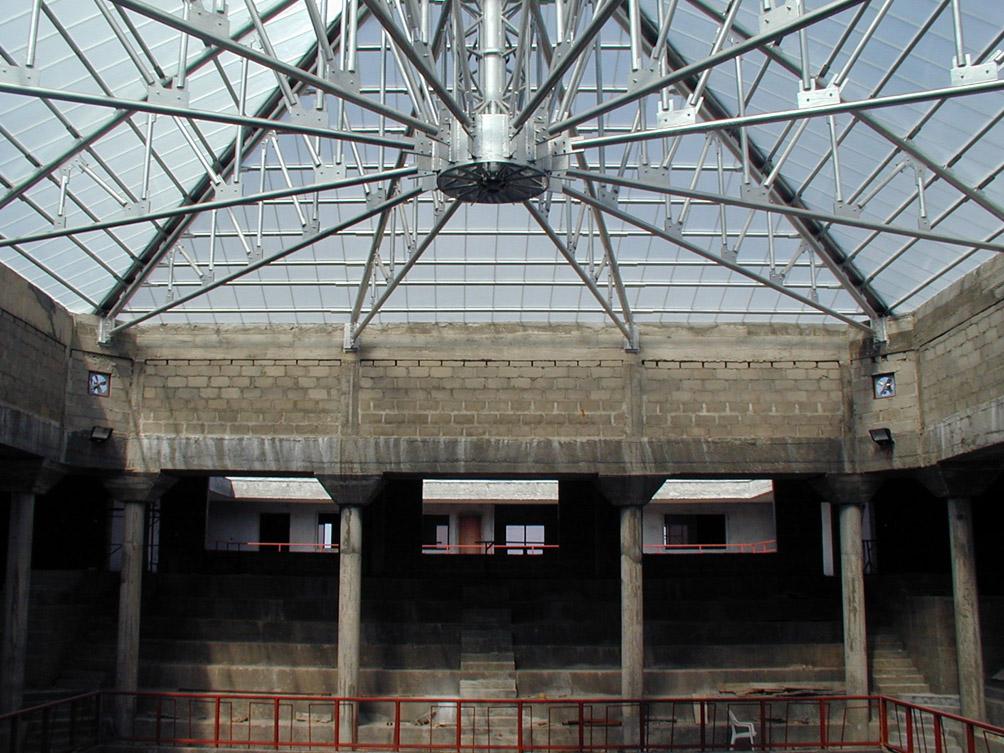 Cupole, domuri din placi de policarbonat DANPALON - Poza 35