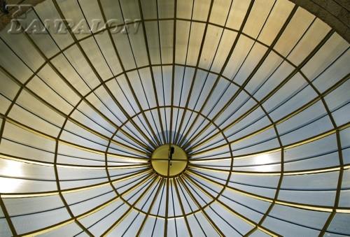 Cupole, domuri din placi de policarbonat DANPALON - Poza 38