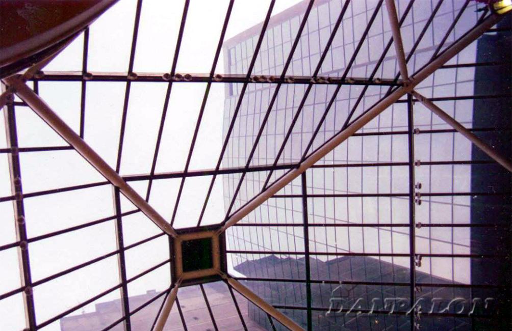 Cupole, domuri din placi de policarbonat DANPALON - Poza 43