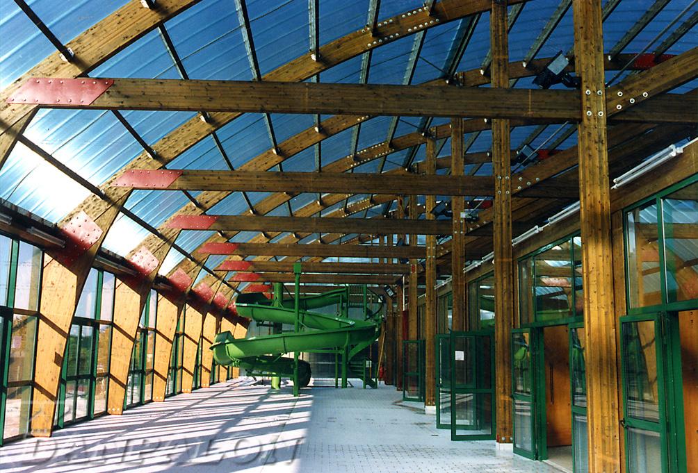 Cupole, domuri din placi de policarbonat DANPALON - Poza 46