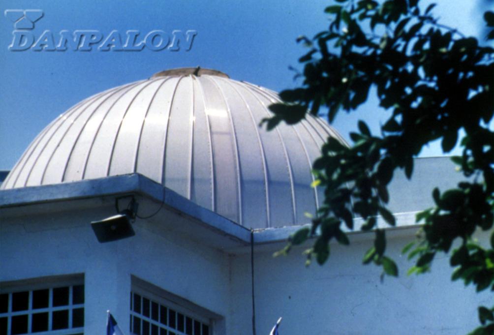 Cupole, domuri din placi de policarbonat DANPALON - Poza 56