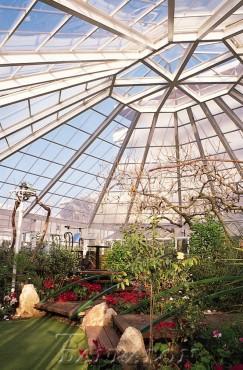 Cupole, domuri din placi de policarbonat DANPALON - Poza 60