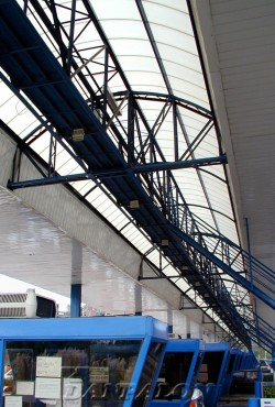 Cupole, domuri din placi de policarbonat DANPALON - Poza 61