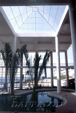 Cupole, domuri din placi de policarbonat DANPALON - Poza 64