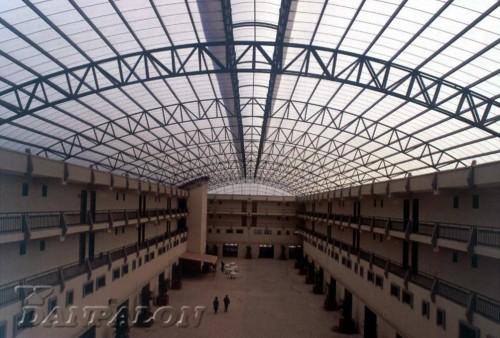 Cupole, domuri din placi de policarbonat DANPALON - Poza 65
