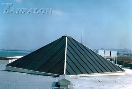 Cupole, domuri din placi de policarbonat DANPALON - Poza 67