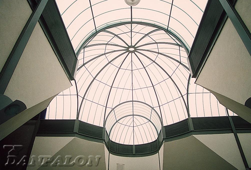 Cupole, domuri din placi de policarbonat DANPALON - Poza 72