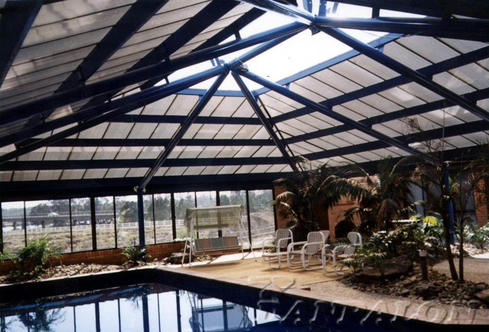 Cupole, domuri din placi de policarbonat DANPALON - Poza 75