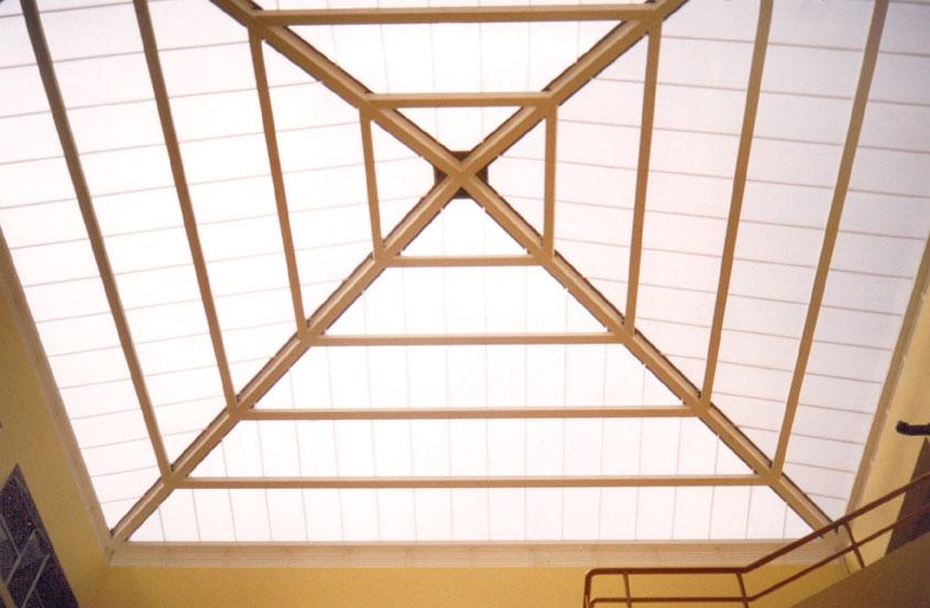 Cupole, domuri din placi de policarbonat DANPALON - Poza 87