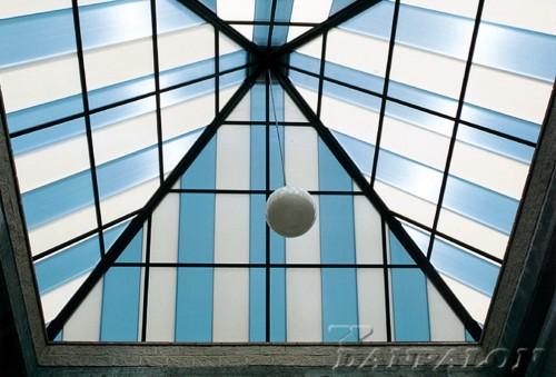 Cupole, domuri din placi de policarbonat DANPALON - Poza 88