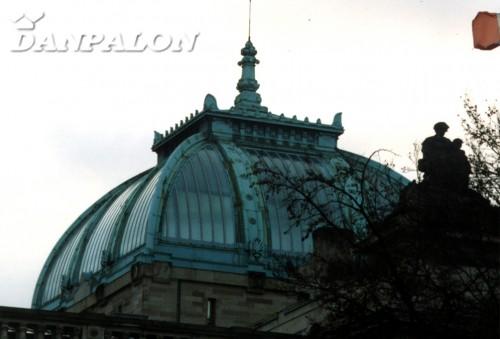Cupole, domuri din placi de policarbonat DANPALON - Poza 100