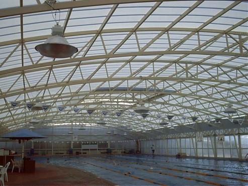 Cupole, domuri din placi de policarbonat DANPALON - Poza 106
