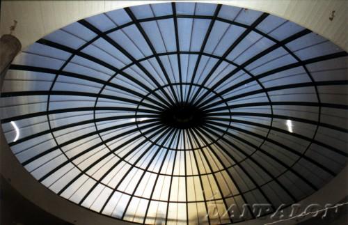 Cupole, domuri din placi de policarbonat DANPALON - Poza 112