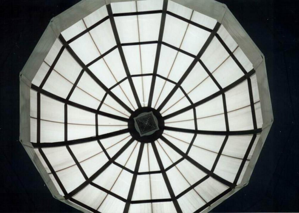 Cupole, domuri din placi de policarbonat DANPALON - Poza 123