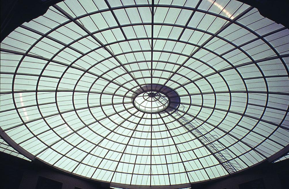 Cupole, domuri din placi de policarbonat DANPALON - Poza 124