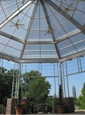 Cupole, domuri din placi de policarbonat DANPALON - Poza 126