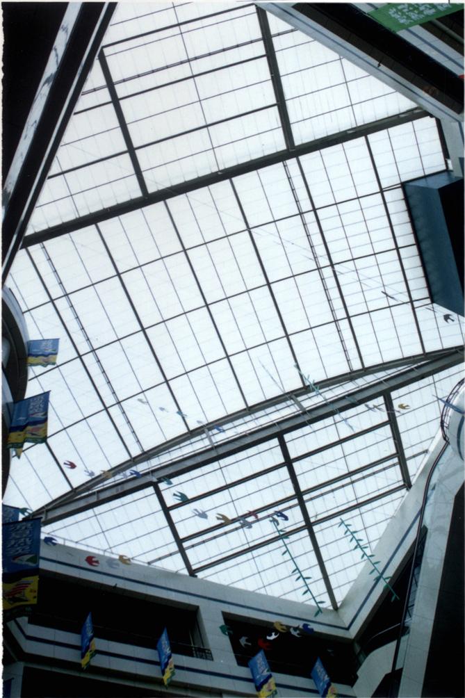 Cupole, domuri din placi de policarbonat DANPALON - Poza 129