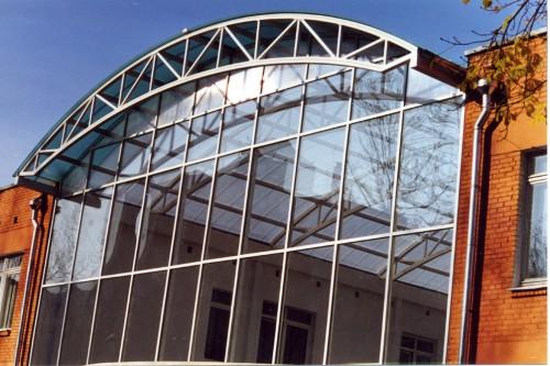 Cupole, domuri din placi de policarbonat DANPALON - Poza 133