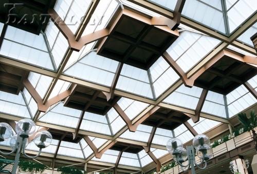 Cupole, domuri din placi de policarbonat DANPALON - Poza 135