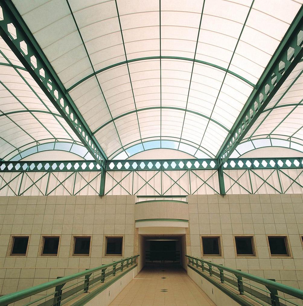 Cupole, domuri din placi de policarbonat DANPALON - Poza 141