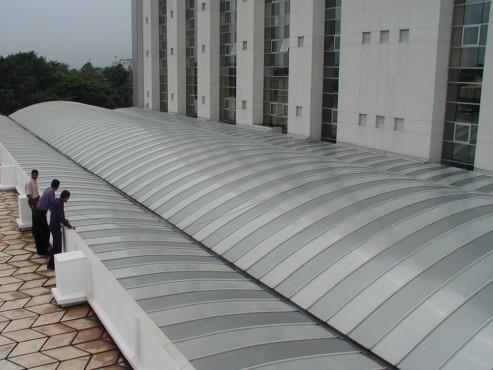 Luminatoare tip banda din placi de policarbonat DANPALON - Poza 4