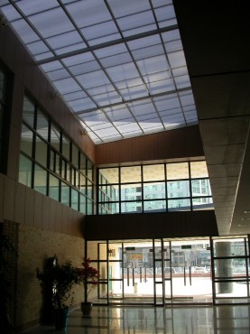 Luminatoare tip banda din placi de policarbonat DANPALON - Poza 5