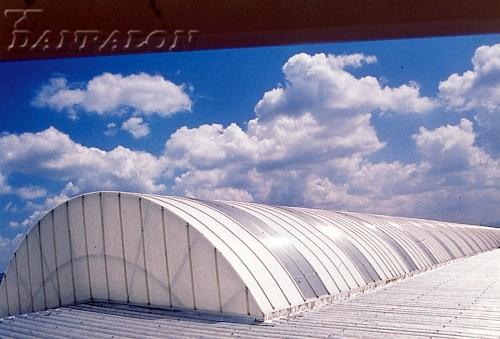 Luminatoare tip banda din placi de policarbonat DANPALON - Poza 22