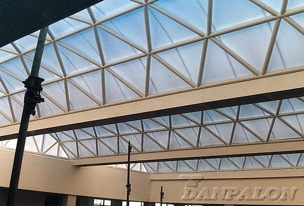 Luminatoare tip banda din placi de policarbonat DANPALON - Poza 28