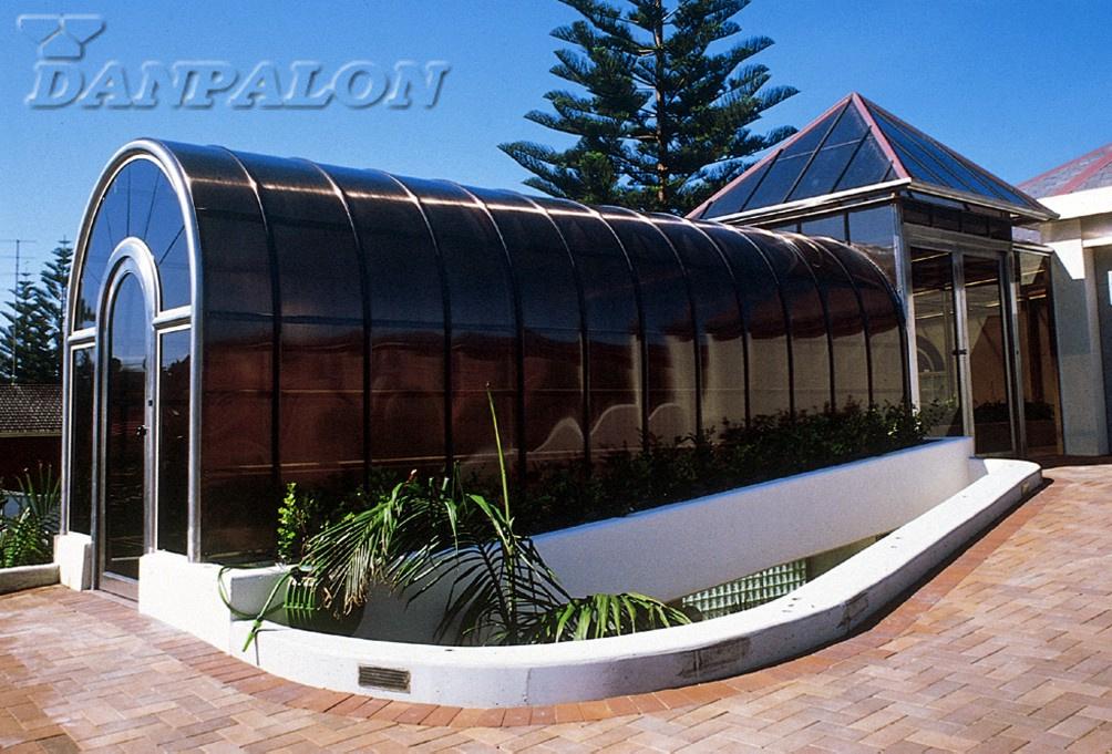 Luminatoare tip banda din placi de policarbonat DANPALON - Poza 33