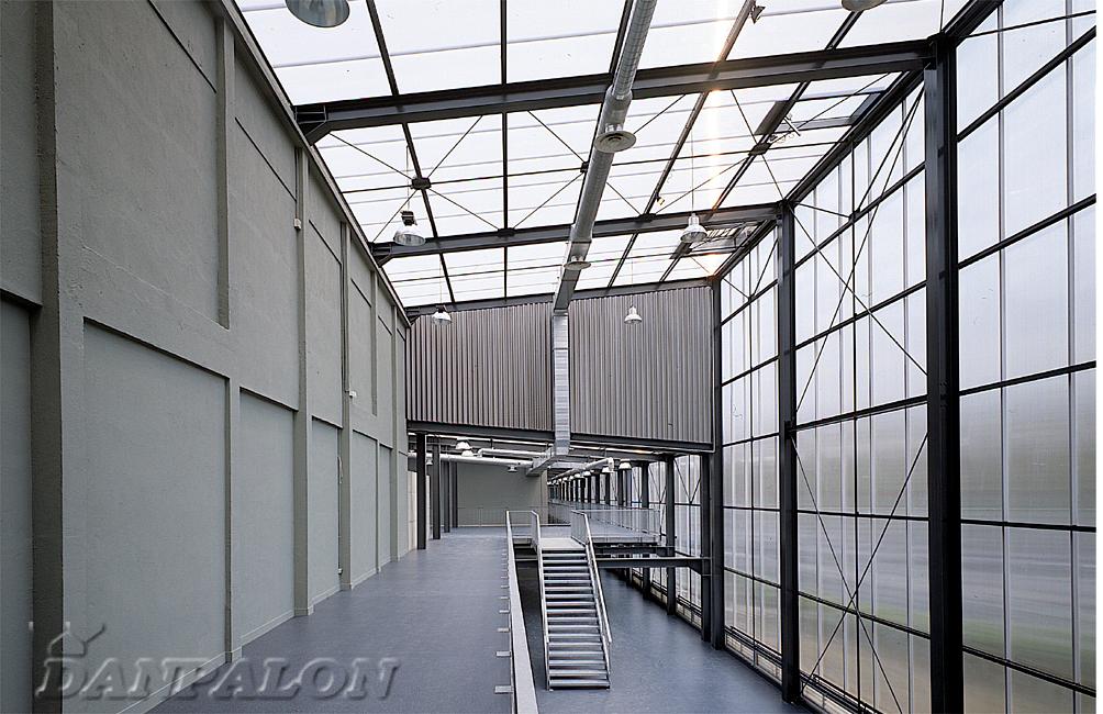 Luminatoare tip banda din placi de policarbonat DANPALON - Poza 35