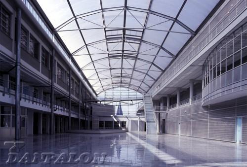 Luminatoare tip banda din placi de policarbonat DANPALON - Poza 40